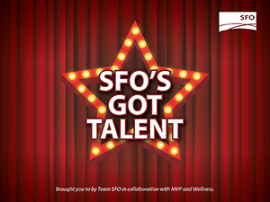 sfo got talent